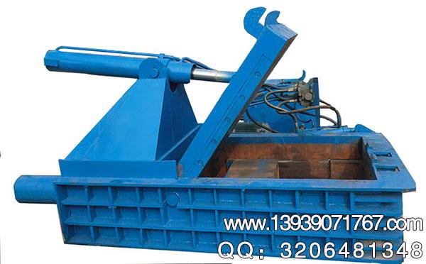 Y81F-125吨金属打包机