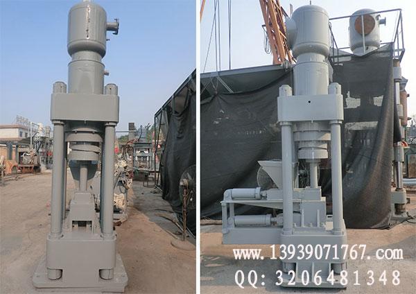 200吨铁屑压块机