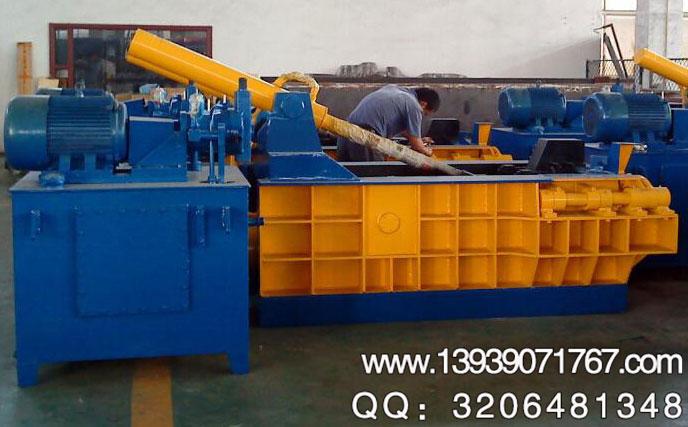 Y81F-315吨金属打包机