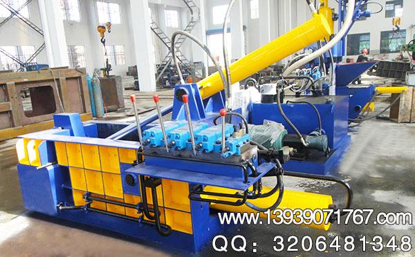 Y81F-400吨金属打包机